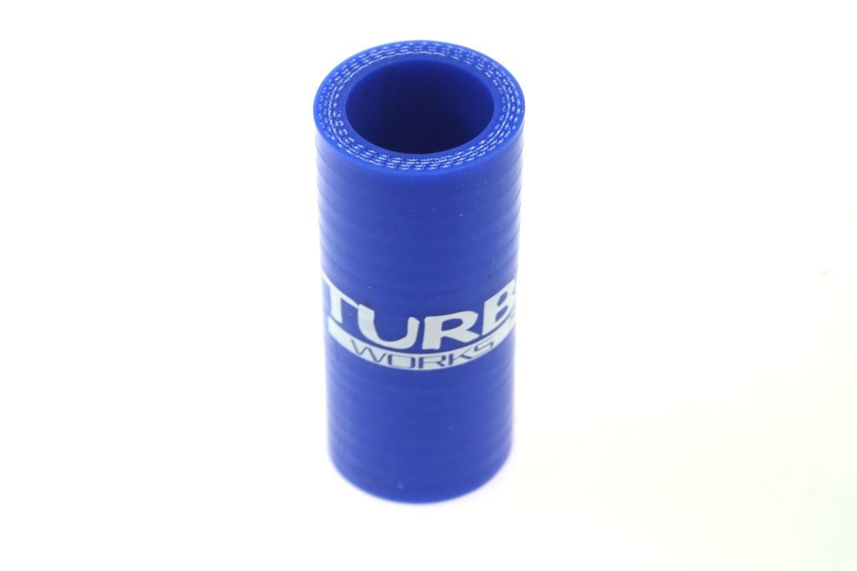 Łącznik TurboWorks Blue 28mm - GRUBYGARAGE - Sklep Tuningowy